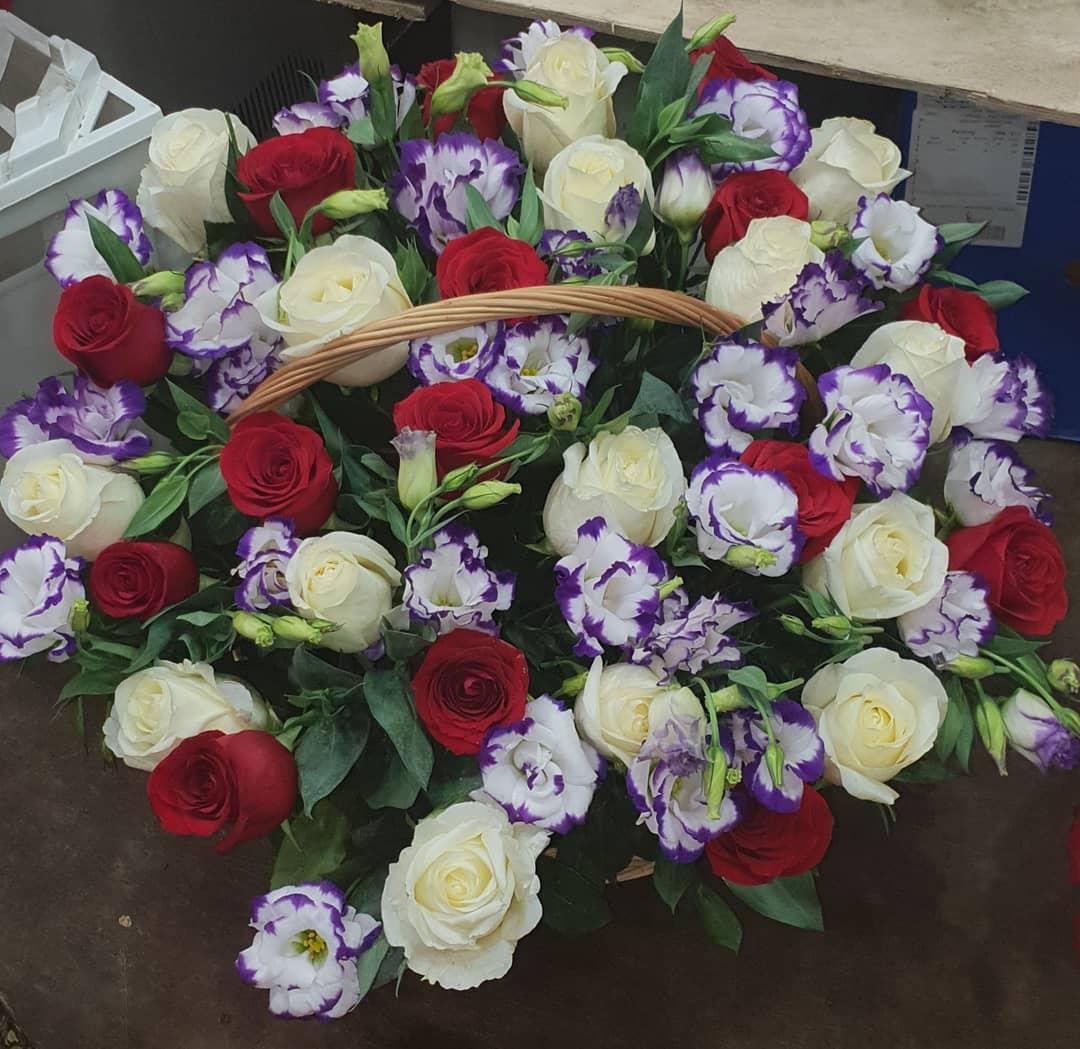 Башкирии цветы, купить букет в королеве